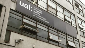 University of the Arts London - London College of Communication - personal branding london